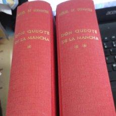 Libros de segunda mano: EL INGENIOSO HIDALGO DON QUIJOTE DE LA MANCHA MIGUEL DE CERVANTES SAAVEDRA EDIT CÍRCULO DE LECTORES . Lote 56178326