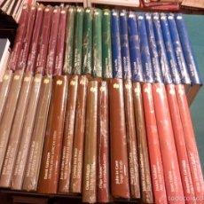 Libros de segunda mano: LOTE 37 LIBROS - VER DETALLES - RBA NUEVA NARRATIVA - TAPA DURA (PRECINTADOS). Lote 110510320