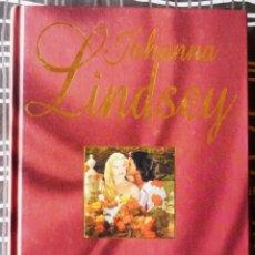 Libros de segunda mano: EL HOMBRE DE MIS SUEÑOS. DE JOHANNA LINDSEY. Lote 56196707