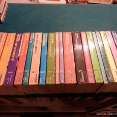 Libros de segunda mano: LOTE 21 LIBROS - COLECCIÓN CINE PARA LEER LA VANGUARDIA - VER TÍTULOS (PULP FICTION-VIDAS CRUZADAS... Lote 56199722