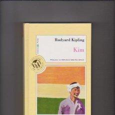 Libros de segunda mano: RUDYARD KIPLING - KIM - ED. MILLENIUM & EL MUNDO 1999. Lote 56613373