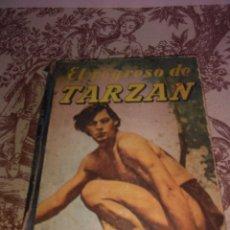 Libros de segunda mano: EL REGRESO DE TARZAN. Lote 56647420