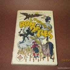 Libros de segunda mano: RONDALLES DE ESTEVE CASEPONCE Y DIBUJOS DE JUNCEDA BARCELONA 1953. Lote 56732909
