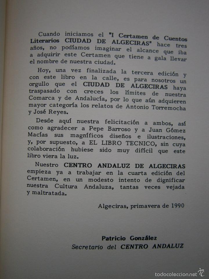 Libros de segunda mano: LA CONQUISTA DE TUNEZ Antonio Torremocha Silva EL MAR DE LOS FRESCOS TOPACIOS Jose Reyes Fernandez - Foto 8 - 56849902