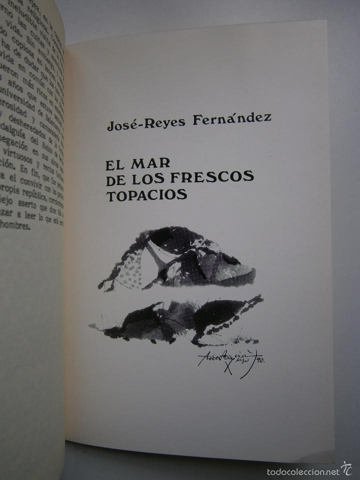 Libros de segunda mano: LA CONQUISTA DE TUNEZ Antonio Torremocha Silva EL MAR DE LOS FRESCOS TOPACIOS Jose Reyes Fernandez - Foto 11 - 56849902