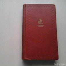 Libros de segunda mano: IVAN A. GONCHAROV (GONTCHAROV).OBLOMOFF. TARTESSOS 1943. NARRATIVA RUSA.. Lote 56988792