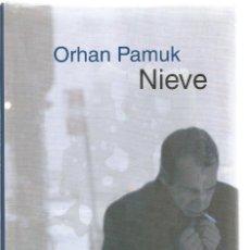 Libros de segunda mano: ORHAN PAMUK. NIEVE. CIRCULO DE LECTORES. Lote 57002187