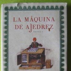 Libros de segunda mano: LA MÁQUINA DE AJEDREZ _ ROBERT LOHR. Lote 57099187