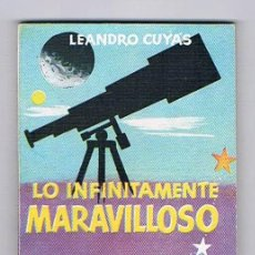 Libros de segunda mano: MINI LIBRO ENCICLOPEDIA PULGA Nº 33 LO INFINITAMENTE MARAVILLOSO. Lote 57105325