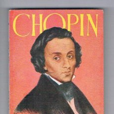 Libros de segunda mano: MINI LIBRO ENCICLOPEDIA PULGA Nº 36 CHOPIN. Lote 57105359