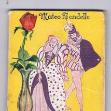 Libros de segunda mano: MINI LIBRO ENCICLOPEDIA PULGA Nº 38 ROMEO Y JULIETA. Lote 57105369