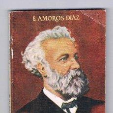 Libros de segunda mano: MINI LIBRO ENCICLOPEDIA PULGA Nº 49 JULIO VERNE. Lote 57105424