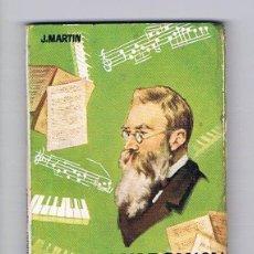 Libros de segunda mano: MINI LIBRO ENCICLOPEDIA PULGA Nº 109 RIMSKY-KORSAKOV. Lote 57105619
