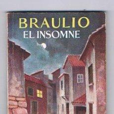 Libros de segunda mano: MINI LIBRO ENCICLOPEDIA PULGA Nº 113 BRAULIO EL INSOMNE. Lote 57105662