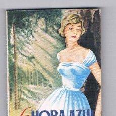 Libros de segunda mano: MINI LIBRO ENCICLOPEDIA PULGA Nº 115 LA HORA AZUL. Lote 57105674