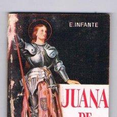 Libros de segunda mano: MINI LIBRO ENCICLOPEDIA PULGA Nº 116 JUANA DE ARCO. Lote 57105693
