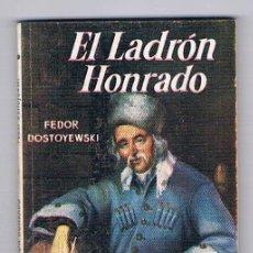 Libros de segunda mano: MINI LIBRO ENCICLOPEDIA PULGA Nº 117 EL LADRÓN HONRADO. Lote 57105707