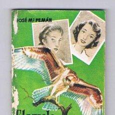 Libros de segunda mano: MINI LIBRO ENCICLOPEDIA PULGA Nº 118 EL VUELO INMÓVIL. Lote 57105737