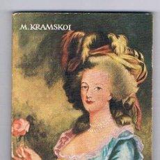 Libros de segunda mano: MINI LIBRO ENCICLOPEDIA PULGA Nº 124 MARÍA ANTONIETA. Lote 57105821