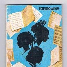 Libros de segunda mano: MINI LIBRO ENCICLOPEDIA PULGA Nº 137 LA VIDA ROMANTICA DE CHOPIN. Lote 57105881