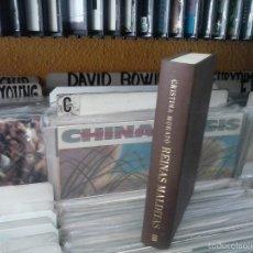 Libros de segunda mano: REINAS MALDITAS,CRISTINA MORATO,SIN SOBRECUBIERTA. Lote 62801127