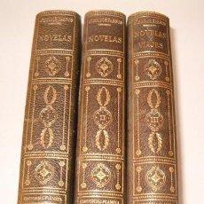 Libros de segunda mano: JOHN DOS PASSOS. NOVELAS Y VIAJES. TRES TOMOS. RM75152. . Lote 57493910