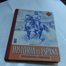 Libros de segunda mano - Historia de España, Segundo Grado,1948 - 57585555