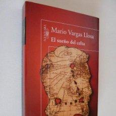 Libros de segunda mano: EL SUEÑO DEL CELTA - MARIO VARGAS LLOSA - 3ª EDICION 2010. Lote 57673430
