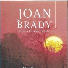 Libros de segunda mano: EN LLAMAS - JOAN BRADY - BEST SELLER - BOLSILLO ZETA - 1º EDICION 2006. Lote 57698882