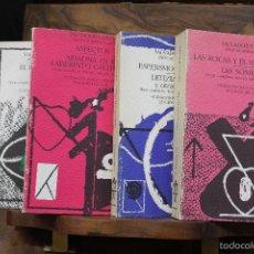 Libros de segunda mano: OBRAS COMPLETAS. NARRATIVA. SALVADOR ESPRIU. 1985.. Lote 57994270