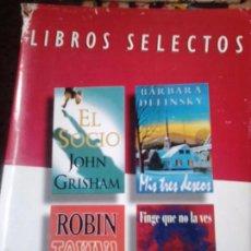Libros de segunda mano: SELECCIONES READERS DIGEST. Lote 58060630