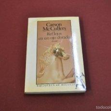 Livros em segunda mão: REFLEJOS EN UN OJO DORADO - CARSON MC CULLERS -. Lote 58070510