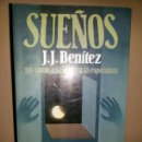 Libros de segunda mano: SUEÑOS / J.J.BENITEZ / 1982. Lote 58101262