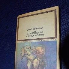 Libros de segunda mano: EL PERSEGUIDOR Y OTROS RELATOS / JULIO CORTAZAR. Lote 58383416