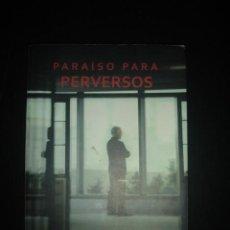 Libros de segunda mano: PARAÍSO PARA PERVERSOS, DE LUIS R. SANTOS. LETRA GRÁFICA, SANTO DOMINGO, 2010. PRIMERA EDICIÓN. Lote 58473928