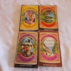 Libros de segunda mano: ALEJO CARPENTIER 4 LIBROS. Lote 58511230