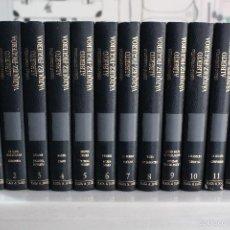Gebrauchte Bücher - OBRAS COMPLETAS ALBERTO VAZQUEZ FIGUEROA, 12 TOMOS.PLAZA JANES 1989. VER TITULOS EN FOTOS - 58542390