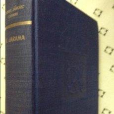 Libros de segunda mano: EL JARAMA. RAFAEL SÁNCHEZ FERLOSIO. Lote 58590516