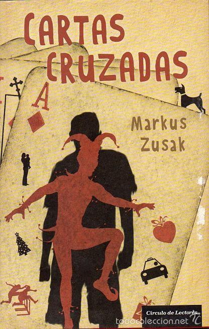 cartas cruzadas markus zusak