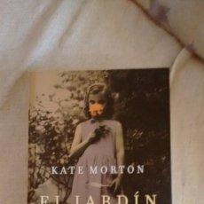 Libros de segunda mano: EL JARDIN OLVIDADO DE KATE MORTON. Lote 58957850