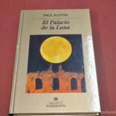Libros de segunda mano: EL PALACIO DE LA LUNA - PAUL AUSTER - NO49. Lote 59264490