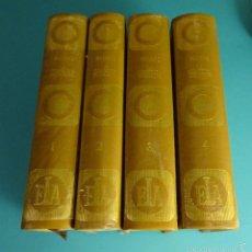 Libros de segunda mano: LA COMEDIA HUMANA. HONORATO DE BALZAC. ILUSTRACIONES DE PICÓ. 4 VOLÚMENES. Lote 59546751