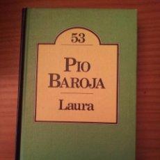 Libros de segunda mano: LAURA -- PÍO BAROJA. Lote 59652851