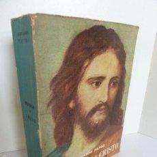 Gebrauchte Bücher - HISTORIA DE CRISTO (GIOVANNI PAPINI) ED MUNDO MODERNO. BUENOS AIRES, 1960 - 59774920