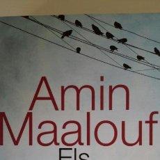 Libros de segunda mano: AMIN MAALOUF. ELS DESORIENTATS. ALIANZA EDITORIAL. 2013. EN CATALÀ. Lote 59799977