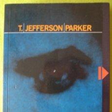 Libros de segunda mano: EL SILENCIO DE JOE _ T. JEFFERSON PARKER. Lote 59809484
