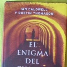 Libros de segunda mano: EL ENIGMA DEL CUATRO _ IAN CADWELL Y DUSTIN THOMASON. Lote 59951383