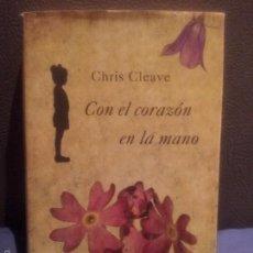 Libros de segunda mano: CON EL CORAZÓN EN LA MANO. C. CLEAVE. Lote 59958207