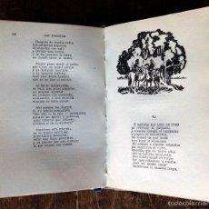 Libros de segunda mano: MARTIN FIERRO. LA VUELTA DE MARTIN FIERRO. JOSÉ HERNÁNDEZ.. Lote 60074831