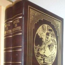 Libros de segunda mano: TOMOS DE EL QUIJOTE. Lote 60380725